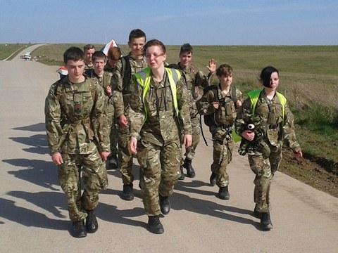 Jellalabad Company Cadets