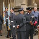 No 501 Squadron 50th Anniversary Service at Bristol Cathedral
