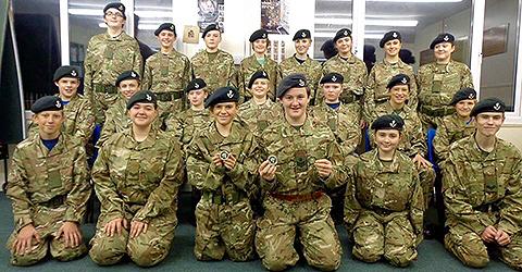 IMG_0125-Cadet-Corey-Graham-&-Colour-Sgt-Andy-Brogan-edit-1