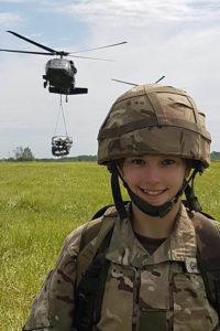 39 Signal Regiment Emily Griffiths